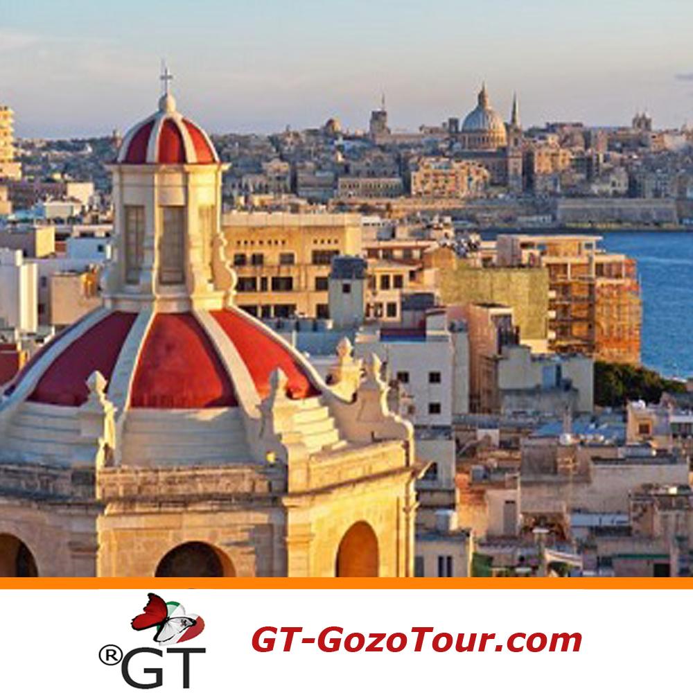 The Capital of Malta Valletta