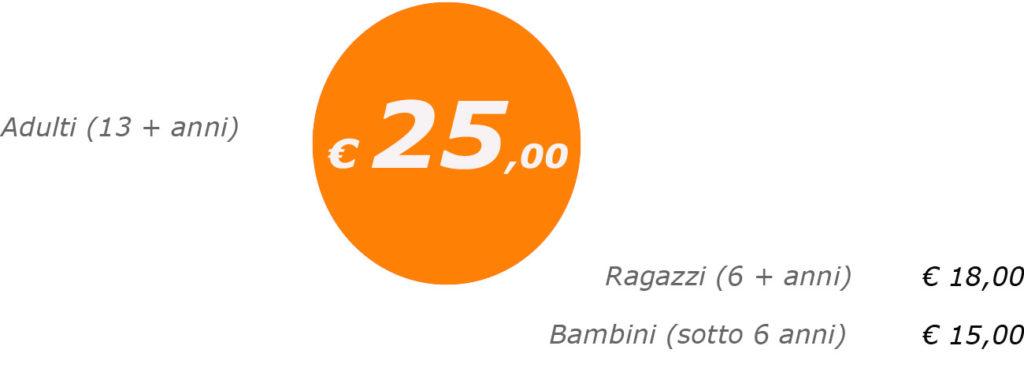 Prezzi Tour