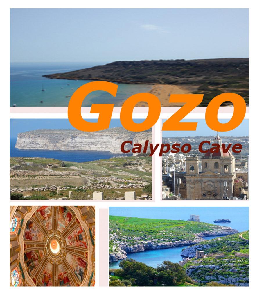 Calypso Cave Gozo