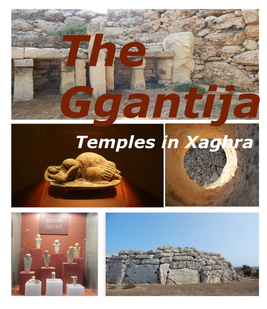 Templi di Ggantija a Xaghra