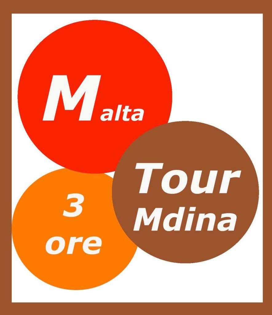 Tour di Mdina la città del silenzio