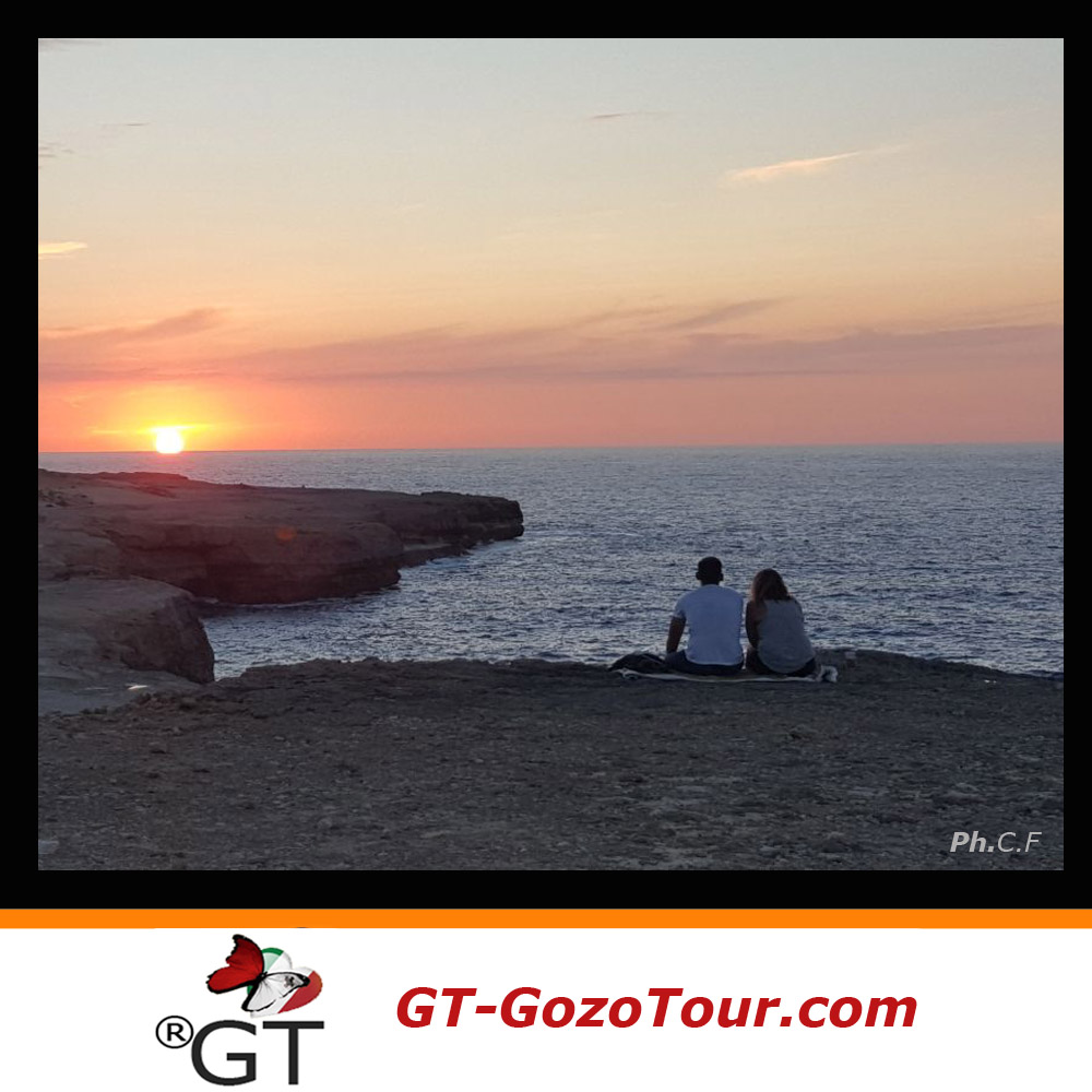 Saline di Marsalforn Gozo
