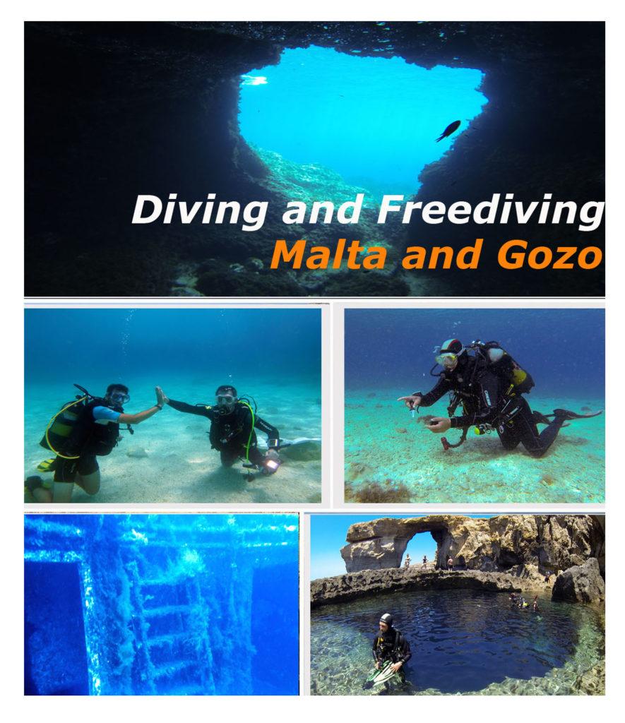 Immersioni in Malta e Gozo