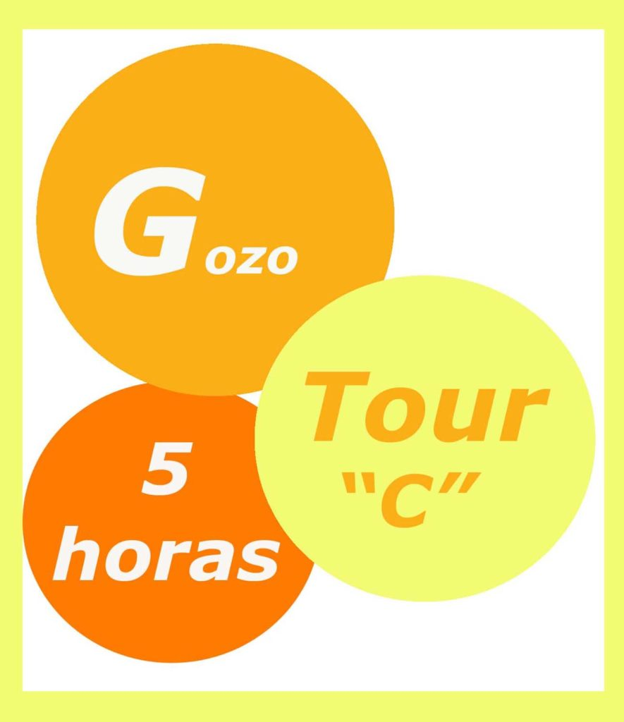 Gozo tour 2020 en 5 horas