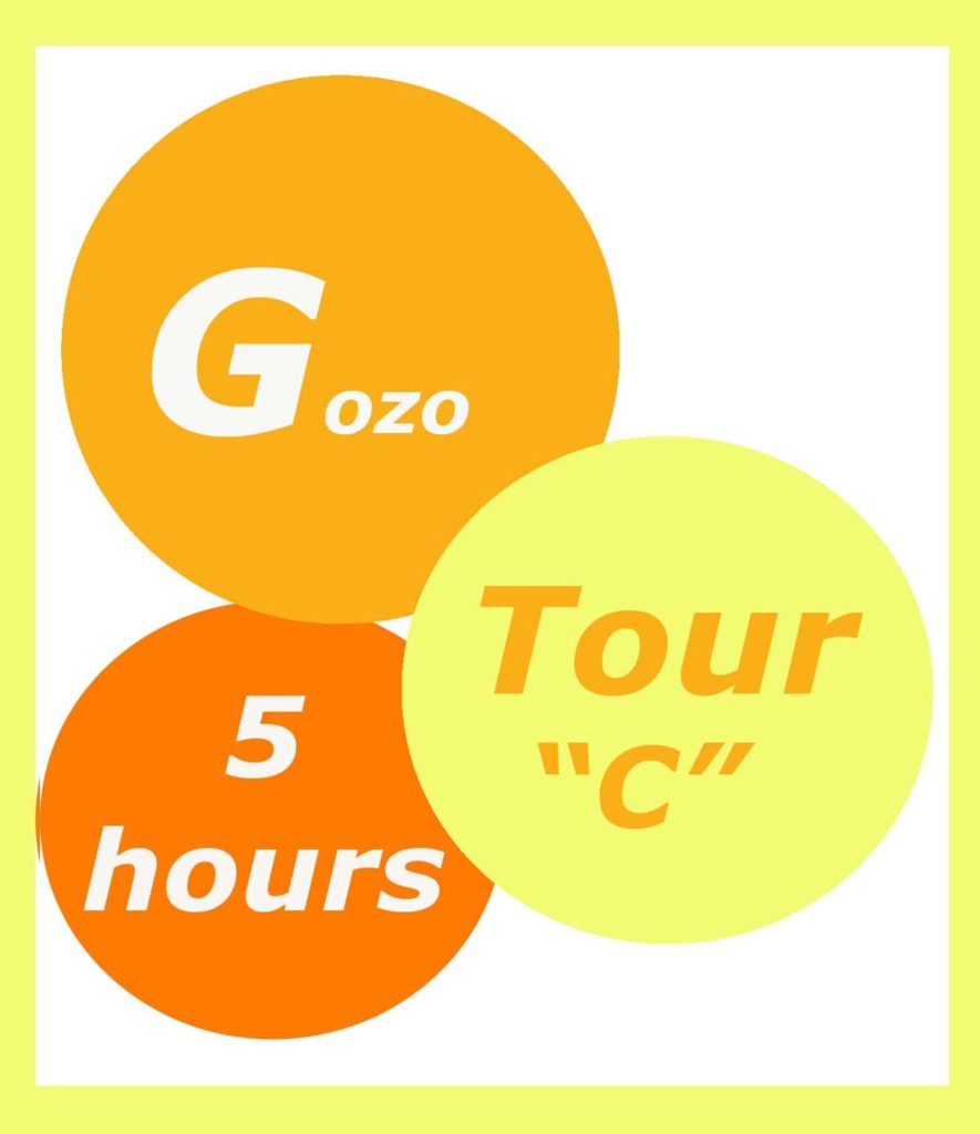 Tour 2020 of Gozo 5 hours