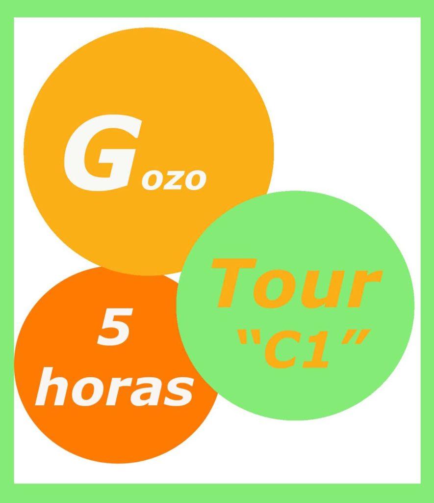 Gozo tour 2020 en 5 horas