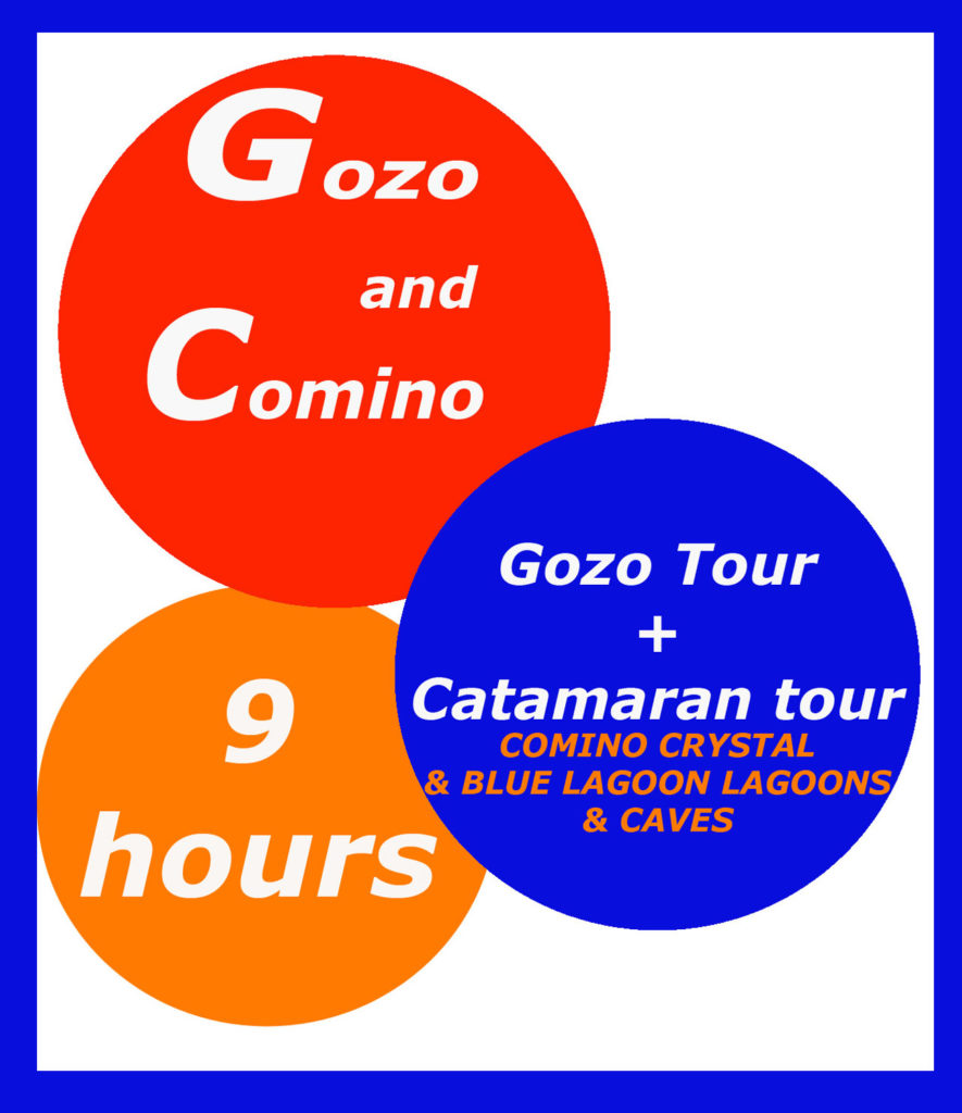 Tour of Gozo and Blue Lagoon