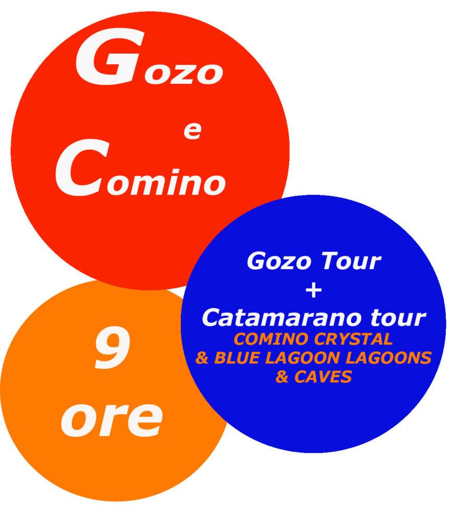 Tour di Gozo e Laguna Blu