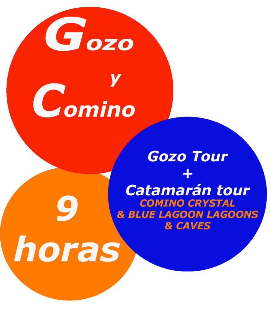 Tour de Gozo y Laguna Azul