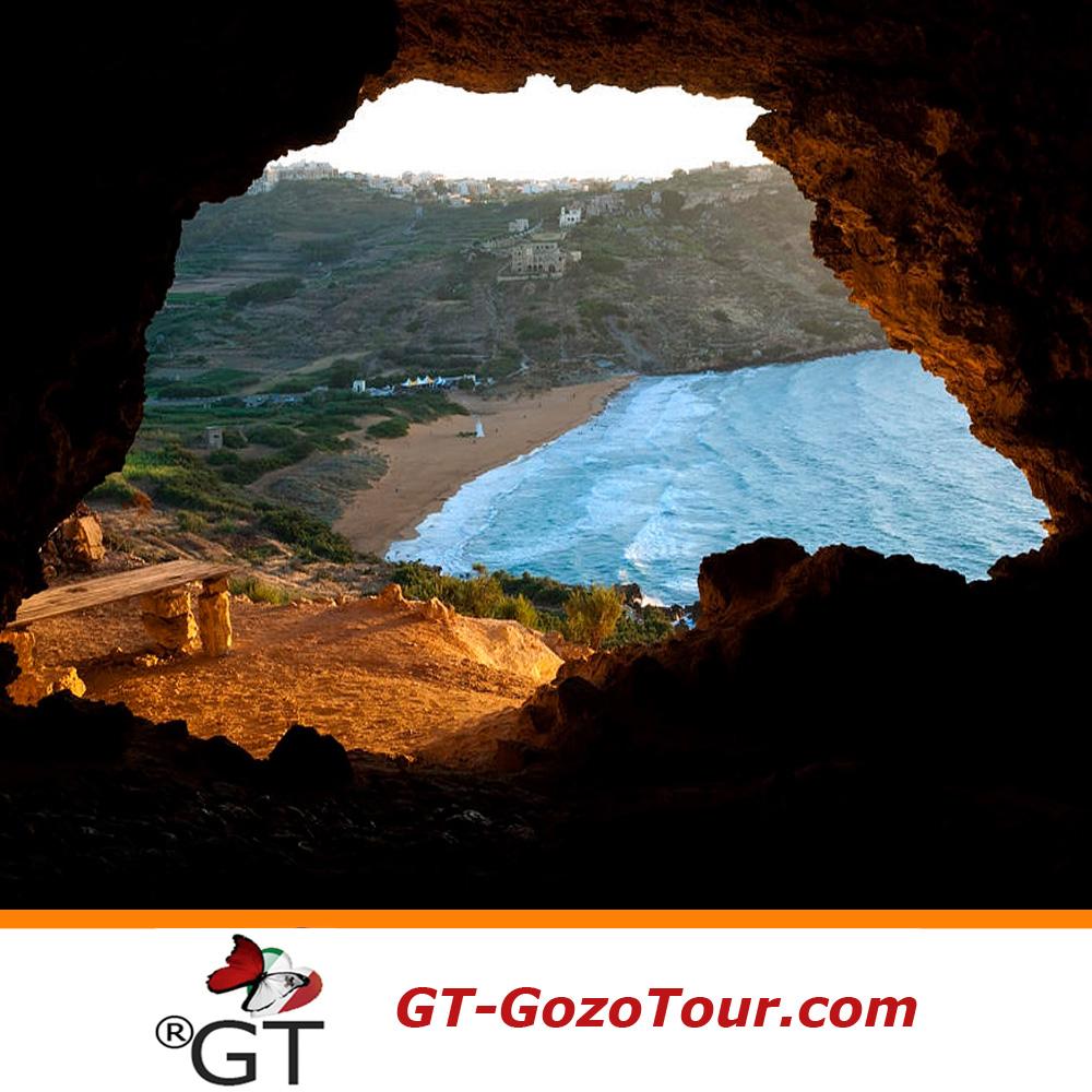 Grotta di Calypso Gozo Malta