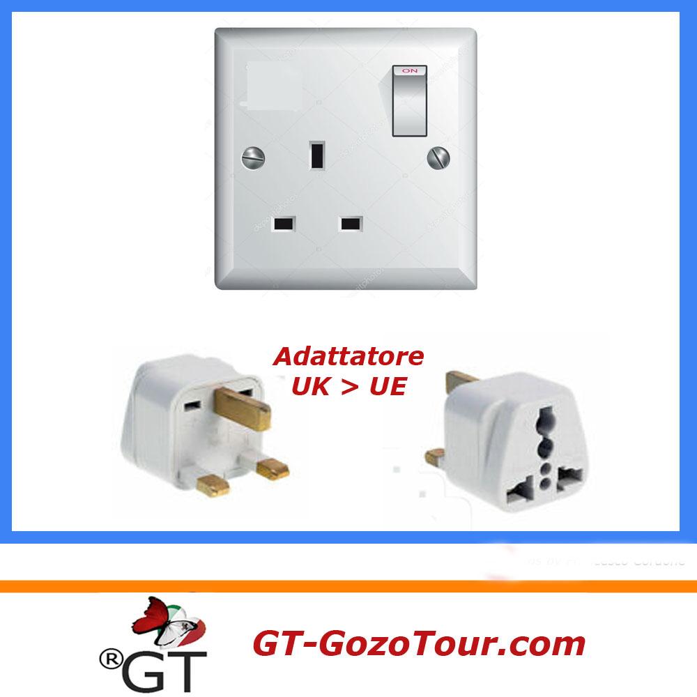 adattatore elettrico
