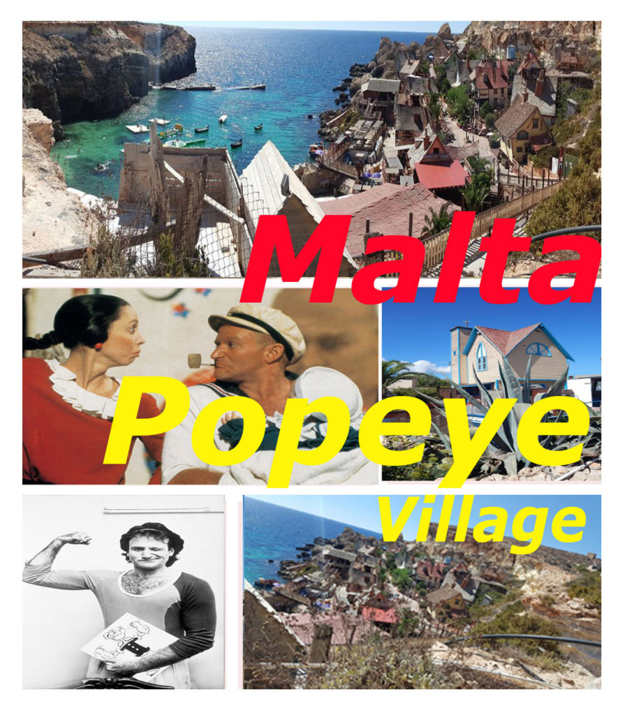 Popeye Village of Malta