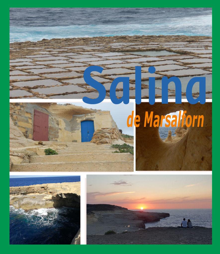 Salina de Marsalform Gozo