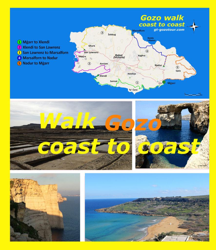 Gozo costa a costa