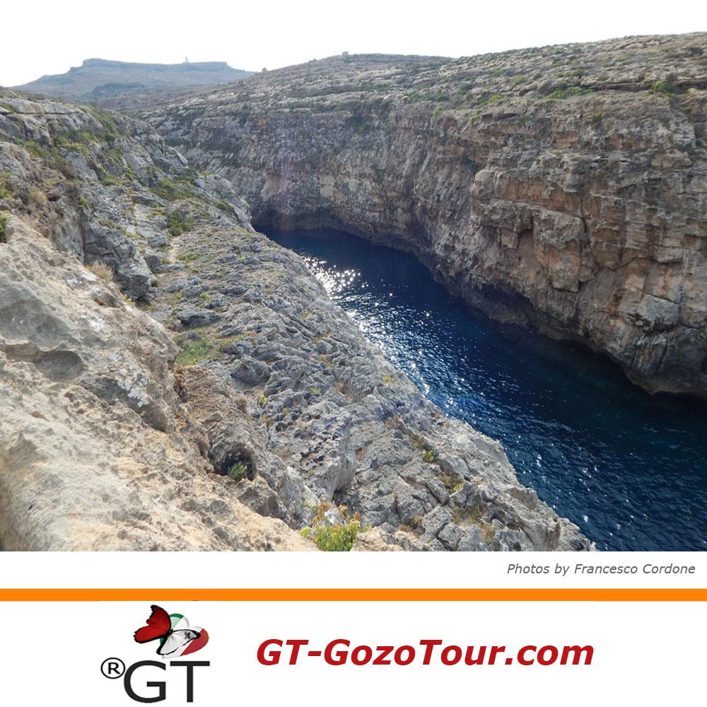La Valle di Wied l-Għasri